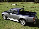 Mazda BT-50 Double Cab AU-spec (J97M) 2006–08 wallpapers