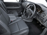 Mazda BT-50 Double Cab ZA-spec (J97M) 2008–11 wallpapers