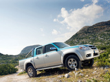 Mazda BT-50 Double Cab (J97M) 2008–11 wallpapers