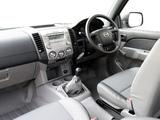Mazda BT-50 Utility DX Double Cab AU-spec (J97M) 2008–11 wallpapers