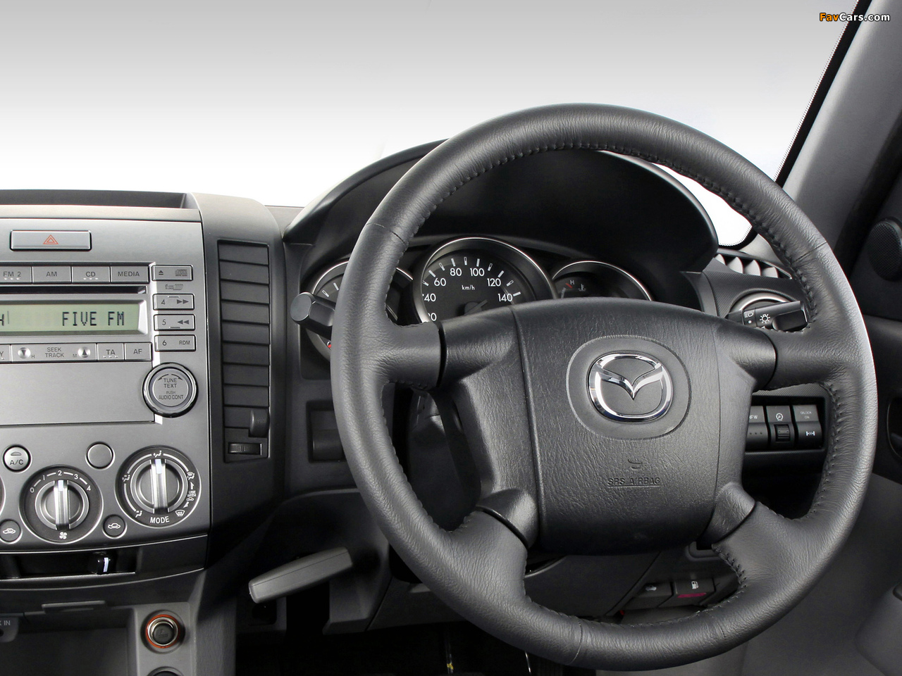 Mazda BT-50 Edge Double Cab (J97M) 2010 wallpapers (1280 x 960)