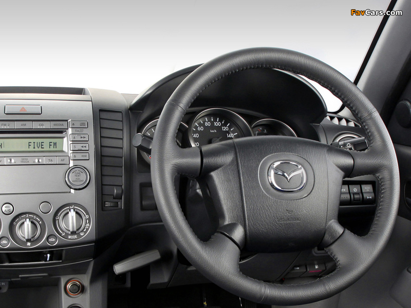 Mazda BT-50 Edge Double Cab (J97M) 2010 wallpapers (800 x 600)