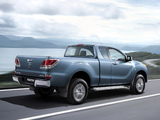 Mazda BT-50 Freestyle Cab AU-spec 2011 wallpapers