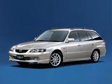 Mazda Capella Wagon V-RX Sport 2001 images