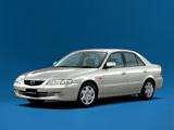 Mazda Capella Sedan Gi 2001 wallpapers