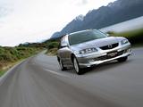 Mazda Capella Wagon V-RX Sport 2001 wallpapers