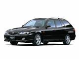 Pictures of Mazda Capella Wagon SX Sport 2001