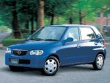 Mazda Carol Melady (HB12) 2000–04 photos