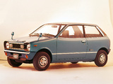 Pictures of Mazda Chantez 1972–76