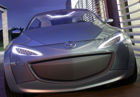Images of Mazda Sassou Concept 2005