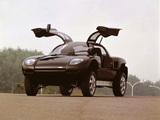 Mazda TD-R Concept 1989 photos