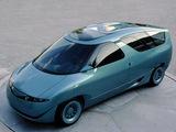 Mazda Gissya Concept 1991 pictures