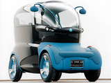 Mazda London Taxi Concept 1993 pictures