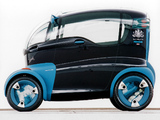 Mazda London Taxi Concept 1993 wallpapers