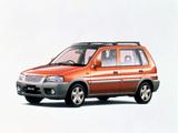 Mazda BU-X Concept 1995 photos