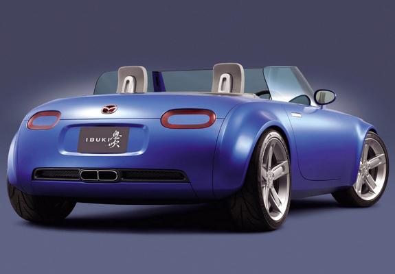 Mazda Ibuki Concept 2003 pictures