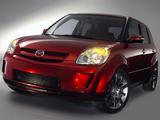 Mazda MX-Micro Sport Concept 2004 images