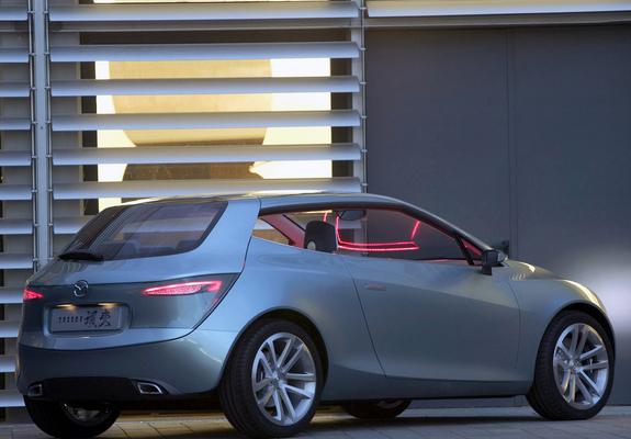 Mazda Sassou Concept 2005 Photos