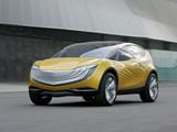 Mazda Hakaze Concept 2007 photos