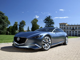 Mazda Shinari Concept 2010 wallpapers