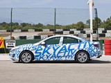 Mazda 6 SkyActiv Prototype 2011 photos