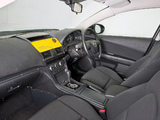 Mazda 6 SkyActiv Prototype 2011 wallpapers