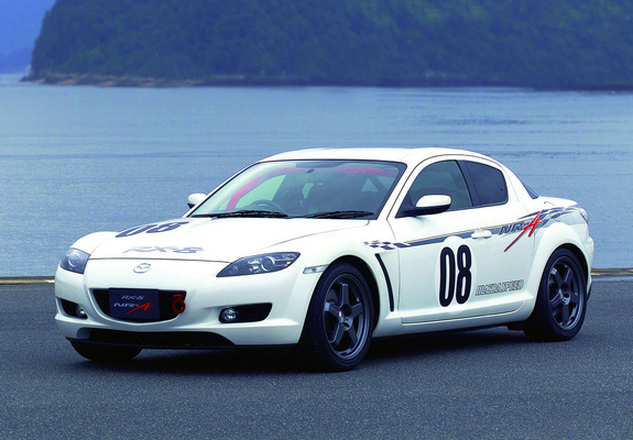Mazda Rx 8 Nr A Prototype Pictures
