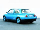 Photos of Mazda HR-X2 Concept 1993
