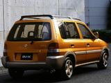 Photos of Mazda BU-X Concept 1995
