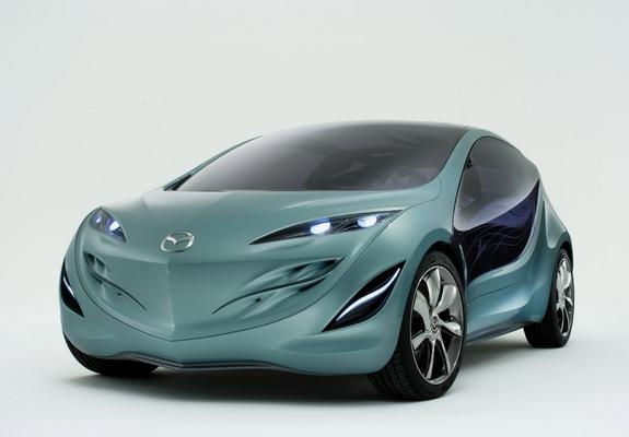 Photos Of Mazda Kiyora Concept 2008