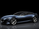 Photos of Mazda Shinari Concept 2010