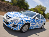 Photos of Mazda 6 SkyActiv Prototype 2011