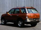 Pictures of Mazda SU-V Concept 1995