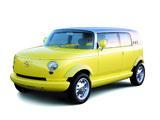 Pictures of Mazda Secret Hideout Concept 2001