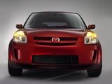 Pictures of Mazda MX-Micro Sport Concept 2004