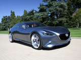 Pictures of Mazda Shinari Concept 2010