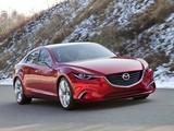 Pictures of Mazda Takeri Concept 2011