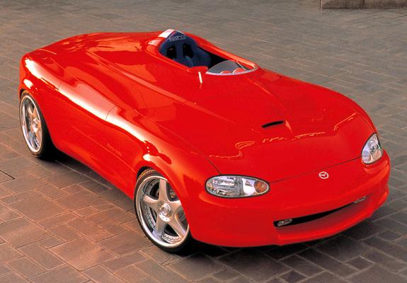 Mazda Mx 5 Miata Mono Posto Concept Nb 2000 Wallpapers