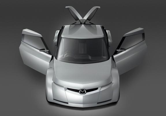 Mazda Kusabi Concept 2003 wallpapers