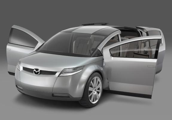 Mazda Washu Concept 2003 wallpapers