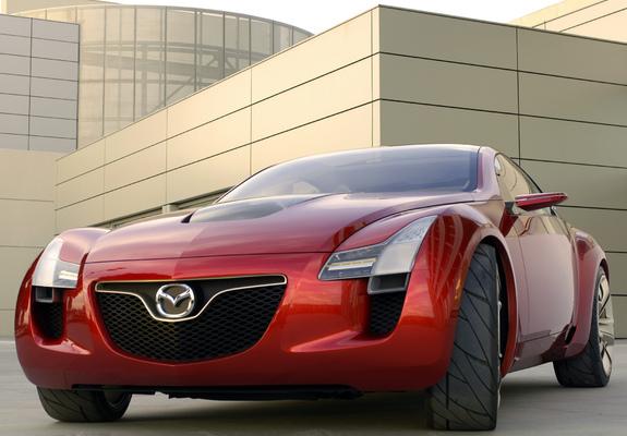 Mazda Kabura Concept 2006 Wallpapers