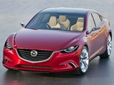 Mazda Takeri Concept 2011 wallpapers