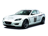 Mazda RX-8 NR-A Prototype wallpapers