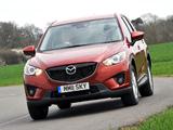 Images of Mazda CX-5 UK-spec (KE) 2012