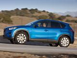 Mazda CX-5 US-spec 2012 photos