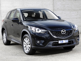 Mazda CX-5 AU-spec (KE) 2012 photos