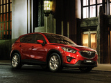 Mazda CX-5 2012 pictures