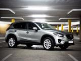 Mazda CX-5 ZA-spec (KE) 2012 pictures