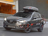 Mazda CX-5 Dempsey Concept (KE) 2012 wallpapers