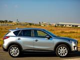 Mazda CX-5 ZA-spec (KE) 2012 wallpapers